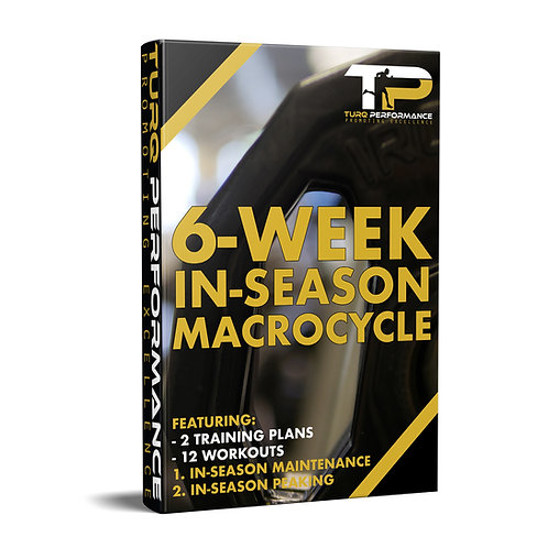 In-Season Macrocycle
