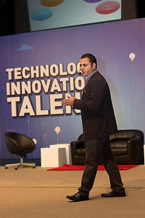Moutaz Haddara a Speaker at Techne Summit