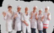 Студенти_черныгывського базового медичного коледжу