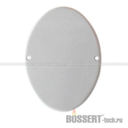 Овальная керамическая табличка 180х240