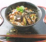 たっぷり「きのこ」のタヒボ茶炊き込みご飯