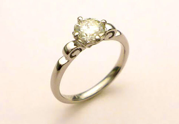 Pt900 ダイヤモンド