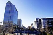 筑波研究学園都市