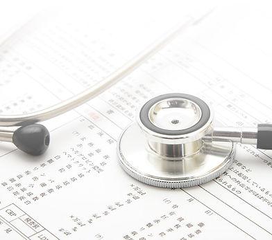聴診器イメージ