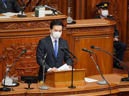 【衆本会議 1/29】浅野哲議員が新型インフルエンザ等対策特別措置法等の一部を改正する法律案に対して質問