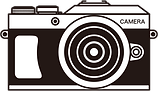 カメライラスト画像