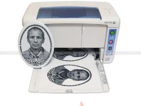 Лазерный керамический принтер