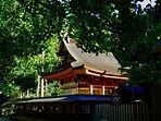 水戸八幡宮 本殿
