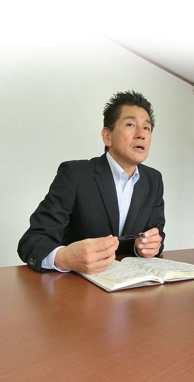 菊池 秀機社長