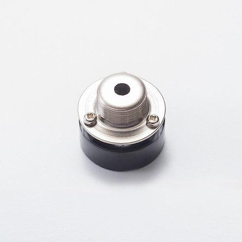 NLAはんだこて用交換部品 放熱ナット SR-1052/1062F/1072(3芯)用 NA-30