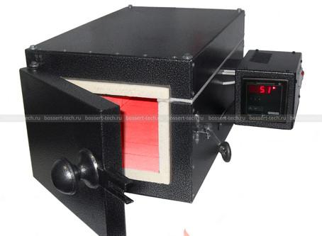 Муфельная печь с глубокой камерой
