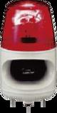 音声付赤色回転灯