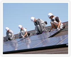売電収入+ソーラーローンで