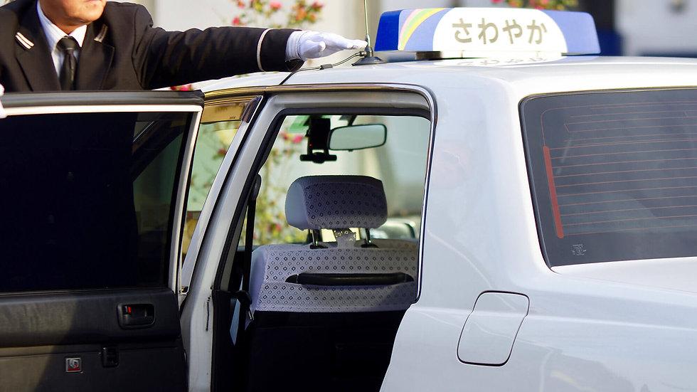 さわやか交通|タクシーサービス