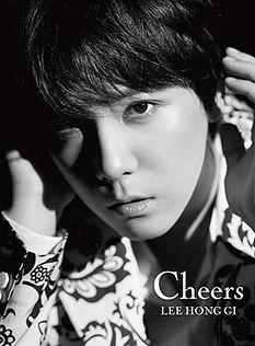 LEE HONG GI(from FTISLAND) 2nd ALBUM 『Cheers』