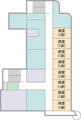 大橋病院3F イメージ画像