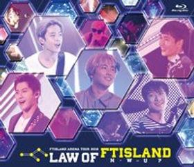 Arena Tour 2016 -Law of FTISLAND:N.W.U-