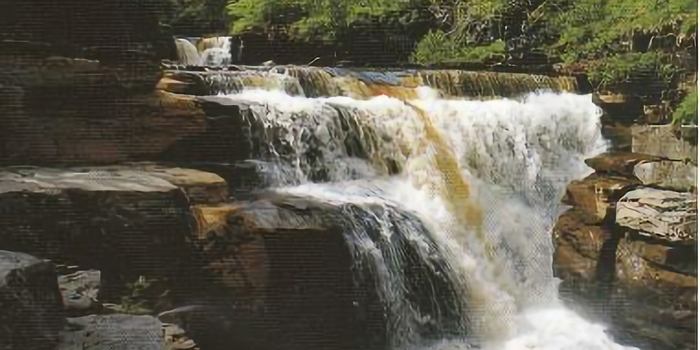 Keld Waterfalls