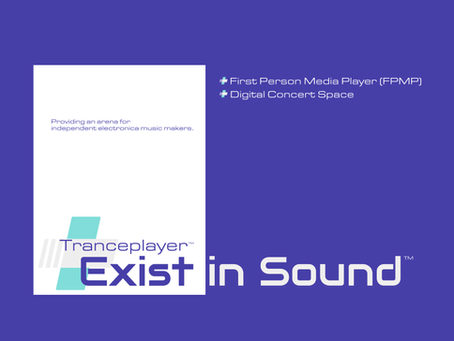 Exist in Sound - Tranceplayer (2021)