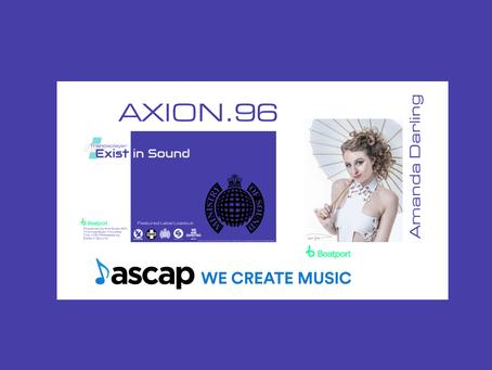 Resident DJ: Amanda Darling / Axion 96 drops 7.24