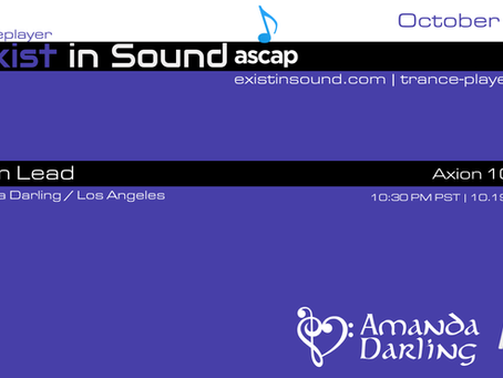 Axion 106 with Amanda Darling | 10.19.21