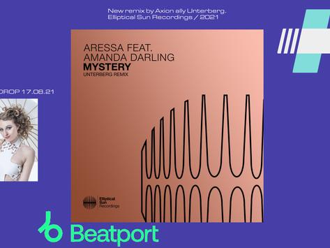 Unterberg remixes Aressa & Amanda Darling's Mystery.