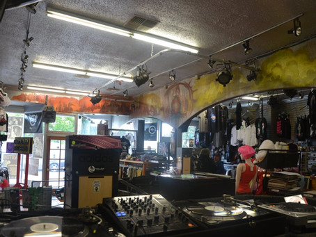 My DJ Days: GrooveRiders (Los Angeles)
