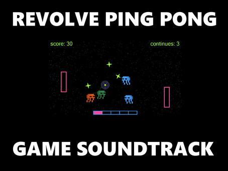 Exist in Sound - Revolve Pong OST (2017/2020)