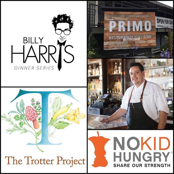 Billy Harris Dinner