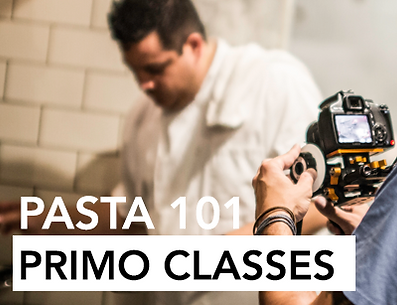 Primo Cooking Classes