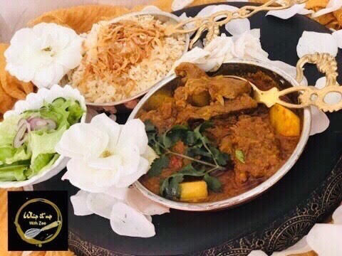 Mutton Curry with aloo recipe