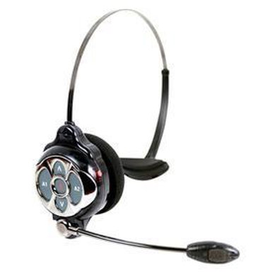 HME CHROME ALL-IN-ONE HEADSET