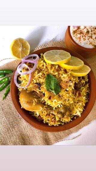 Bangalore Chicken Biryani Recipe
