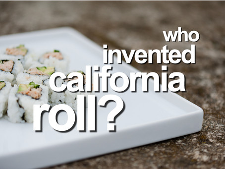 Who invented California Roll?