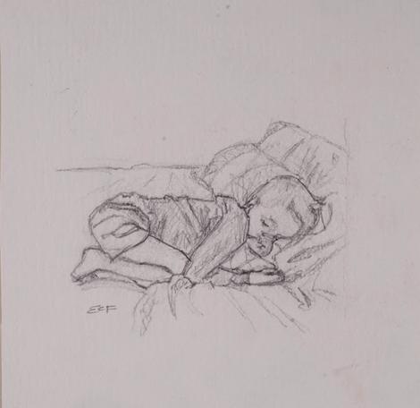 Sleeping Child V.IV