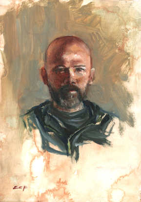 Nick Stephens Portrait