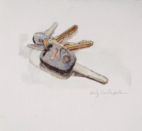 Those Minivan Keys