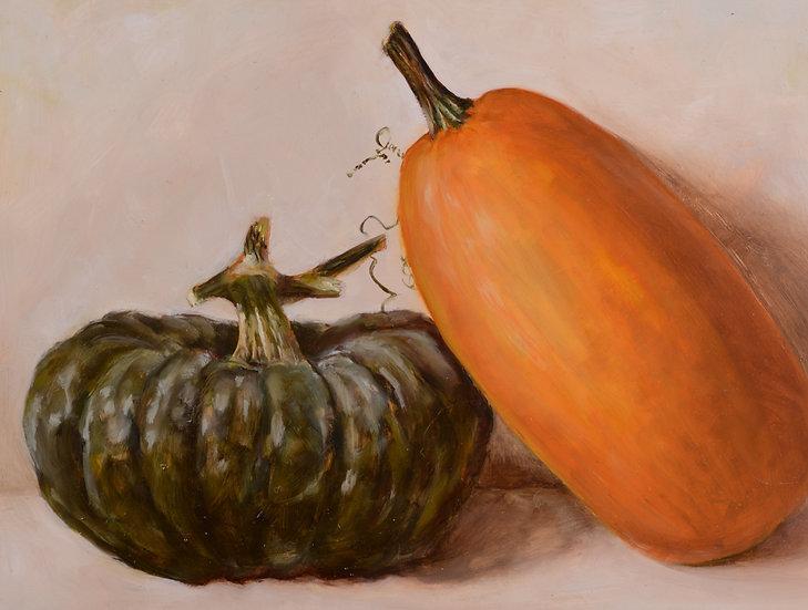Fall Squash _ ORIGINAL