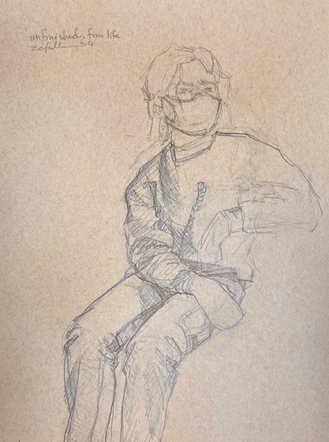 Sketch of Sam V.IV