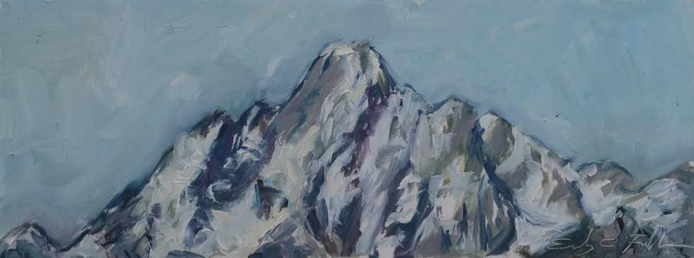 Mountain Plein Air V.I