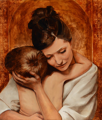 A Mother's Embrace