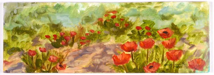Alpine Poppies V.III