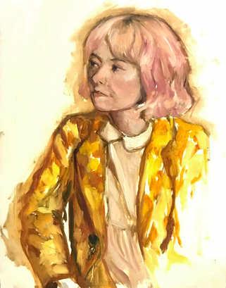 Portrait of Willow V.I