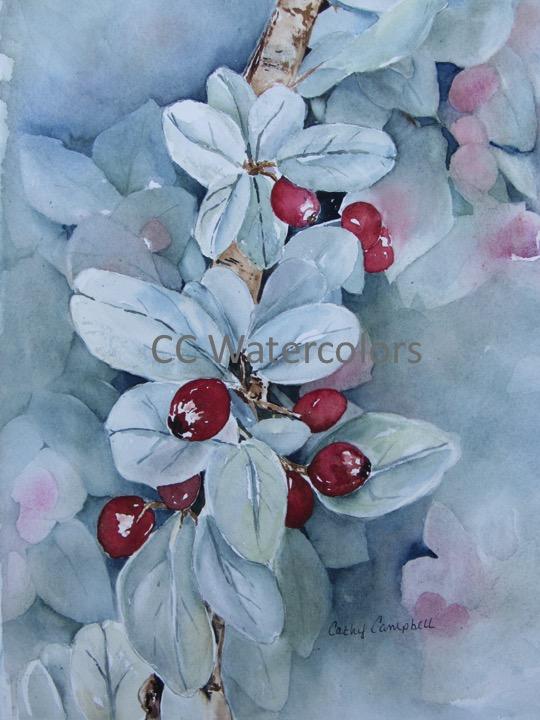 """Red Berries"