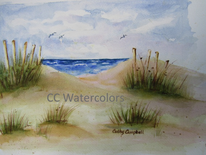"""Peaceful Shore"""
