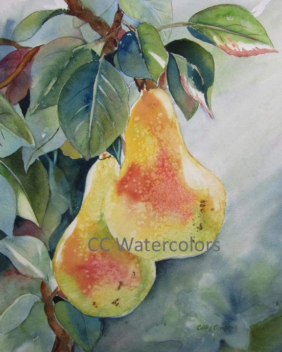 """""""A Pair of Pears"""""""