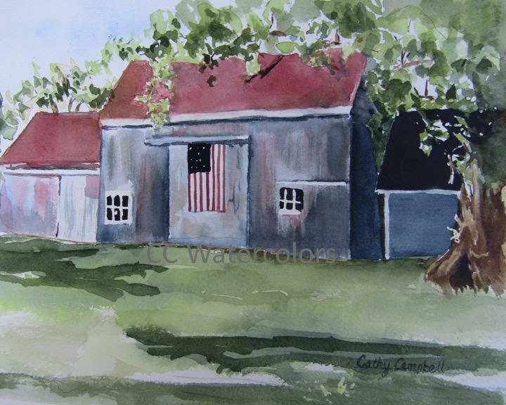 """""""Southold Barn"""""""