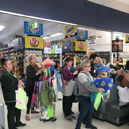 Supermarket's backing in the bag June 5, 2018 Stephen Taylor News