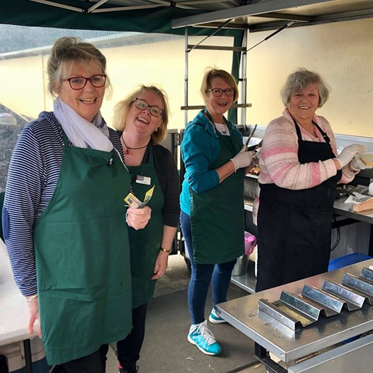 Bunnings Sausage sizzle Friday 22nd janauary 2021
