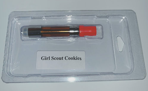 Girl Scout Cookie Cannabis Oil (Concentrated Oil) 1ml